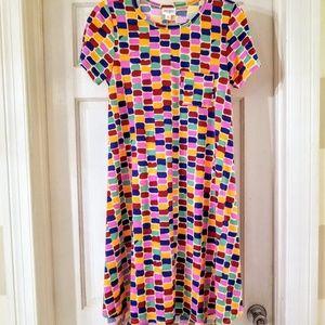 LuLaRoe Carley Dress NWOT Size XS